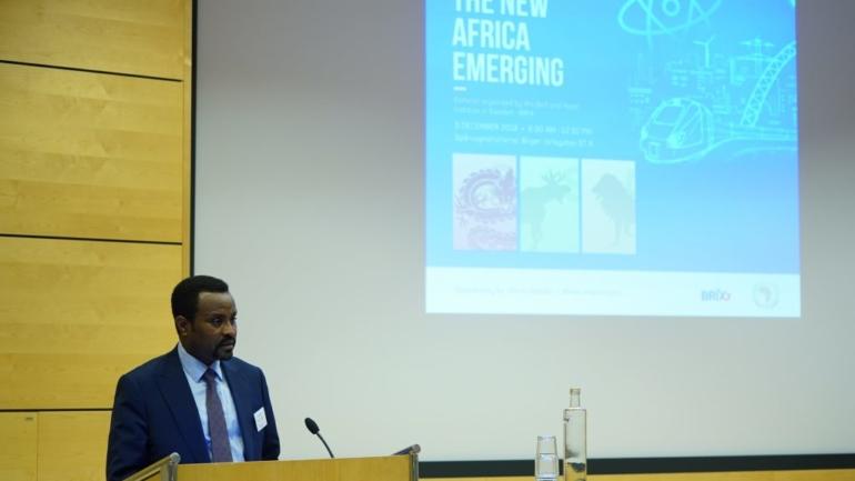 Ambassador Deriba Kuma
