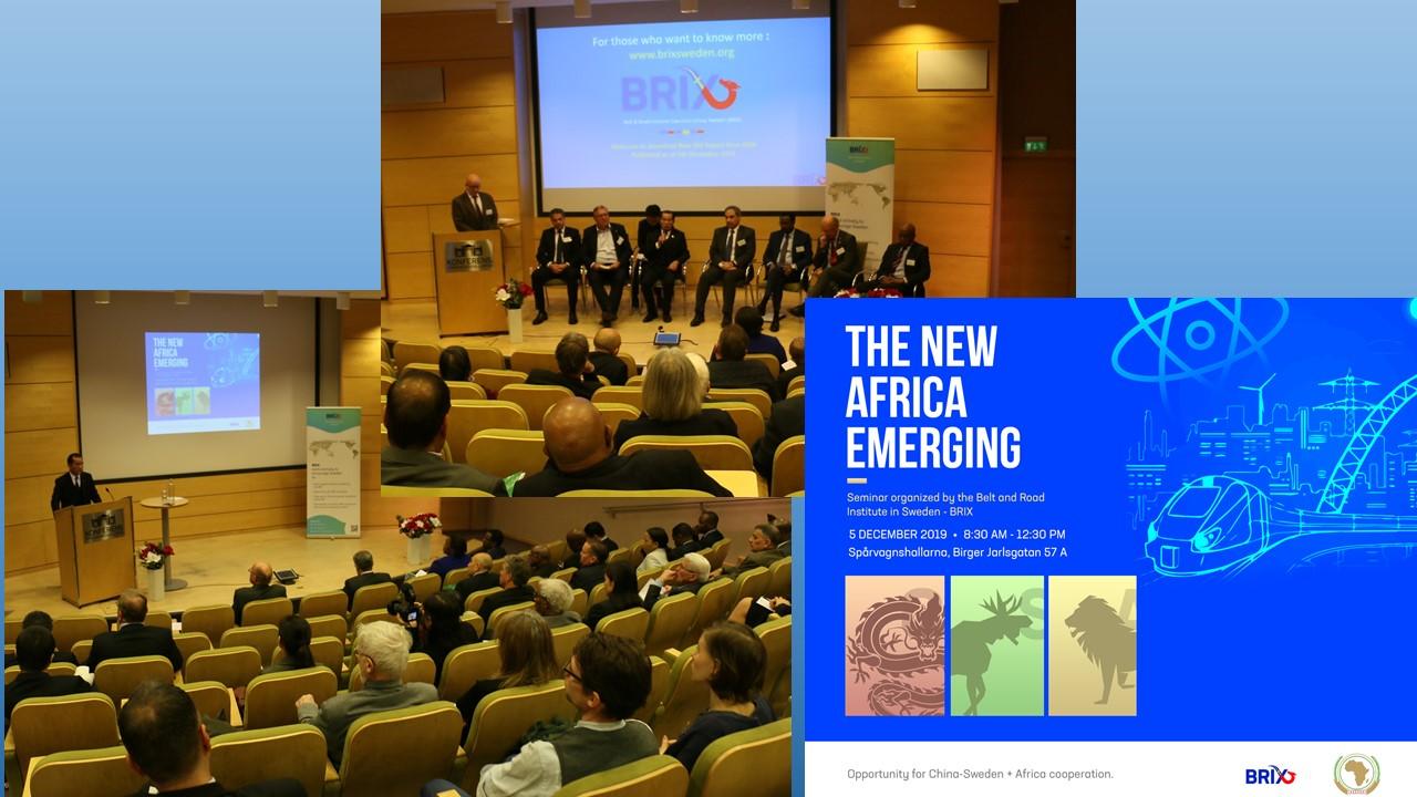 BRIX Seminar Africa