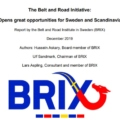 BRIX Produces Sepcial Report on the Belt and Road Initiative