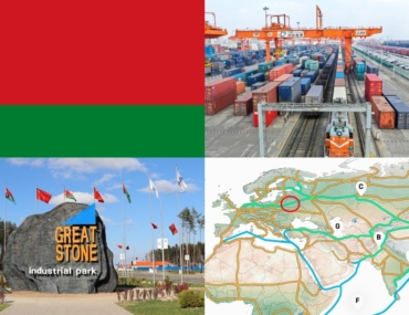 Will Unrest in Belarus Affect the Belt and Road Initiative