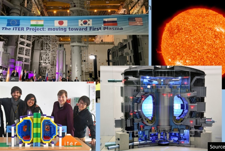 Global cooperation for Fusion Power