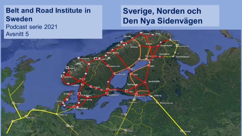 Skandinavien-Sidenvägen