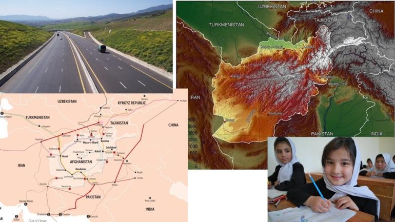 Afghanistan-BRI